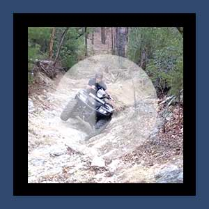 Photo of Brown Mountain OHV Trails
